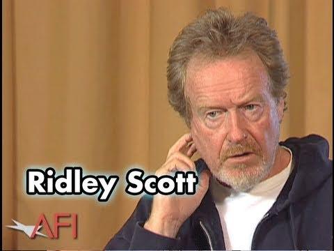 Ridley Scott: BLADE RUNNER Was A Dark Comic Strip