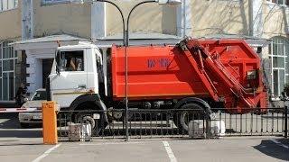 Вывоз пищевых отходов.