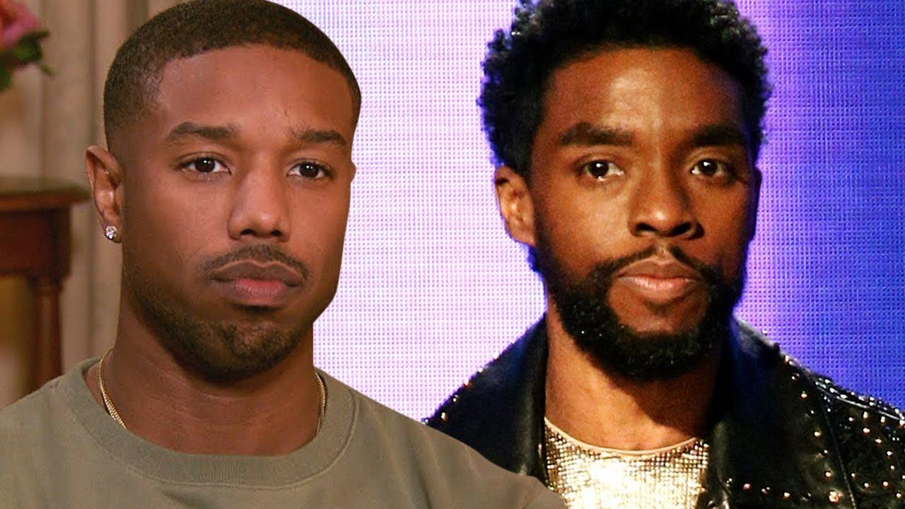 Michael B. Jordan Is 'Struggling' After Chadwick Boseman's Death