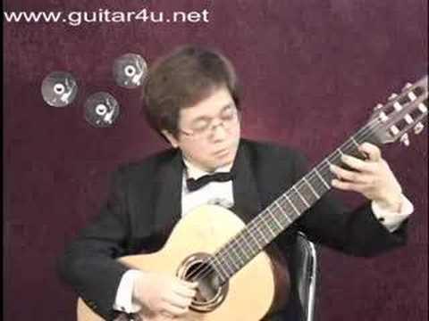 classical guitar Oh seung kook plays Romance