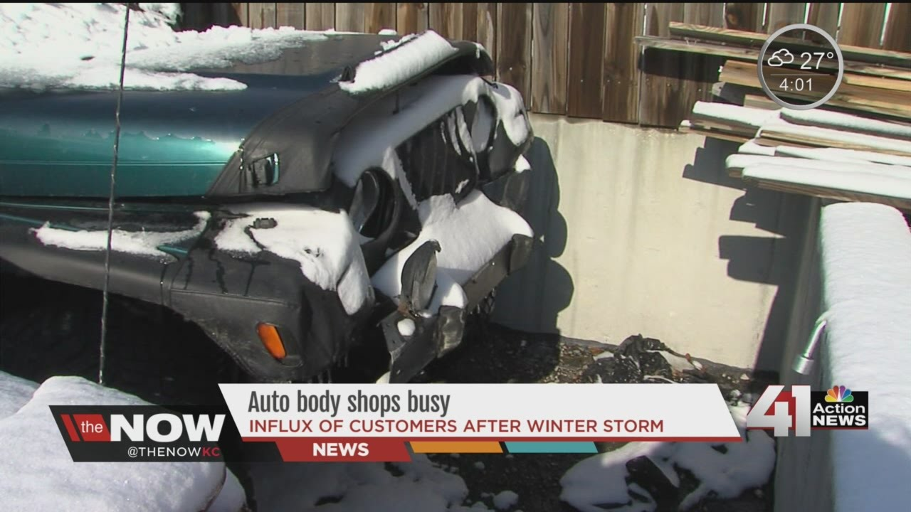 Local Body Shops >> Local Auto Body Shops Dealing With Increase In Customers