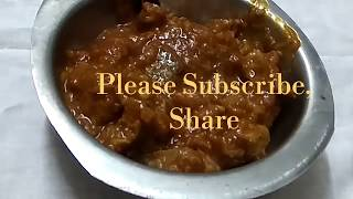 Mutton Gravy / How to Make Quick Mutton Gravy / Quick Gravy / Indian Food
