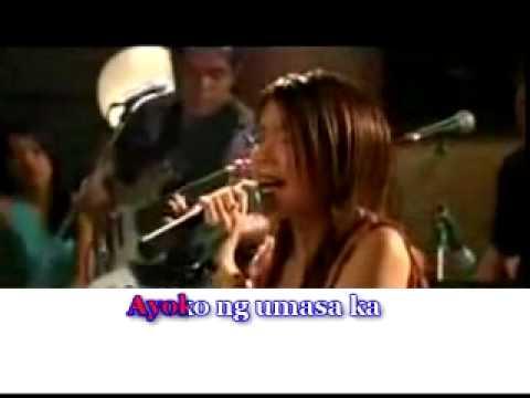 SANA tagalog version (KARAOKE)