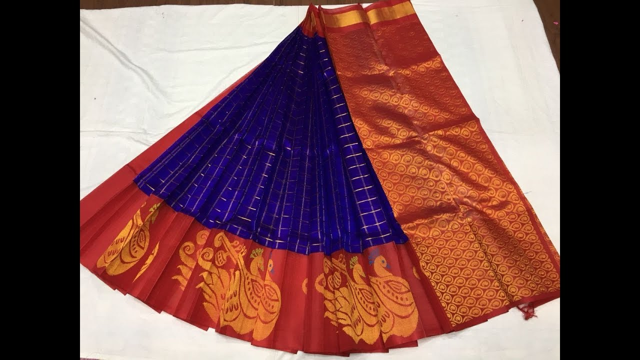 b44986da24 Latest Kuppadam Pattu Sarees With Price To Buy Online(Grab Before They Are  Sold)