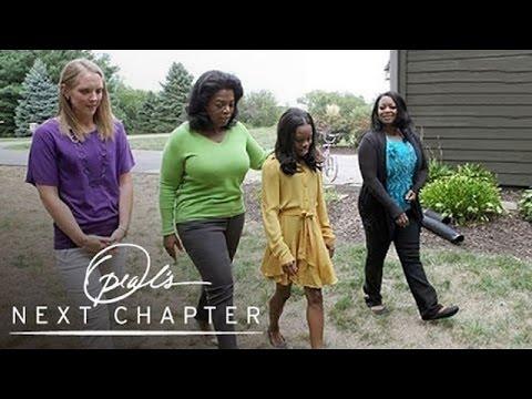 Oprah Meets Gabby Douglas' Two Families | Oprah's Next Chapter | Oprah Winfrey Network