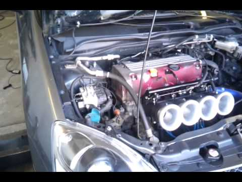 honda ep kk  kinsler mm itbs youtube