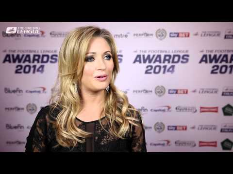 Hayley McQueen | The Football League Awards 2014