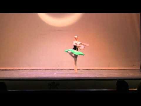 HANNA SEPULVEDA, age 13 & 14, Ballet Variations, Republic of Panama