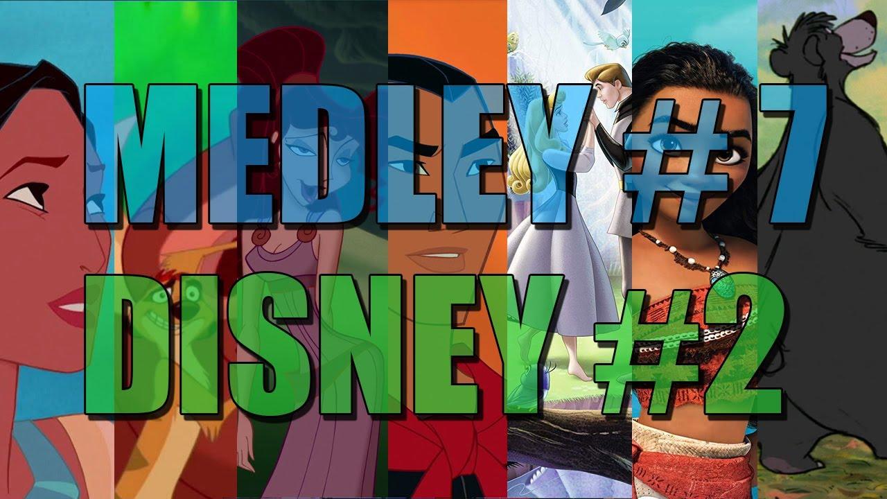 DISNEY #2 | MEDLEY #7