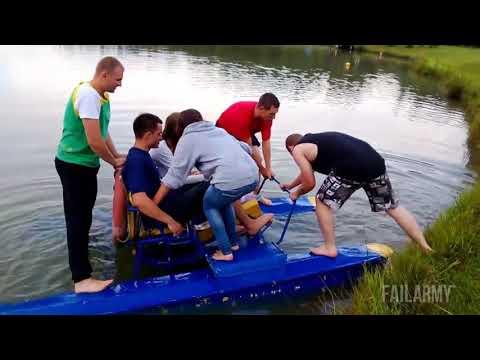 #11 Men VS Boats