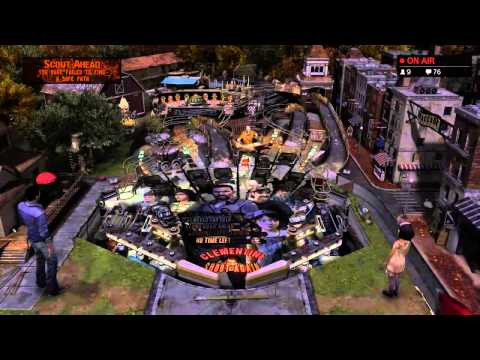 The Walking Dead for Zen Pinball 2 (PS4)