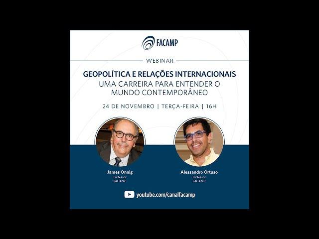 Geopolítica e Relações Internacionais