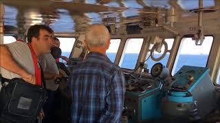 arda balkan derya meriç Aliağa gemi söküm karaya oturtma geminin son seferi