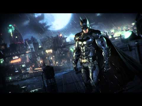 Batman: Arkham Knight (Unreleased Music) - Searching for Oracle