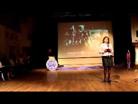 K. Tahta Armenian Sunday School Genocide Commemoration Performance - April 2015