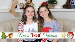 "Merry ""Emoji"" Christmas from BrooklynAndBailey Thumbnail"