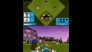 Nintendo DS ► Backyard Baseball