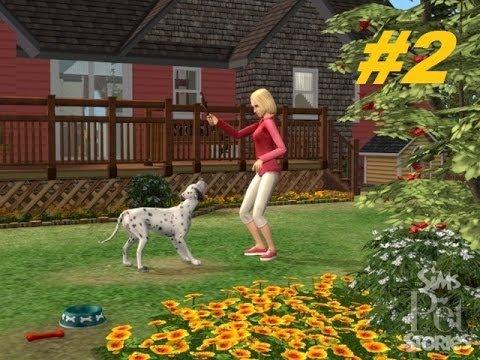 Sims 2 Истории о питомцах #2 Регистрация