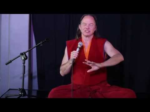 Opening the Heart to Love (2013, Oslo, Geshe Michael Roach)