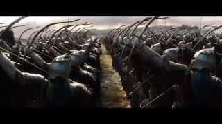 Хоббит: Битва Пяти Воинств - тизер-трейлер - 1080p - русские субтитры