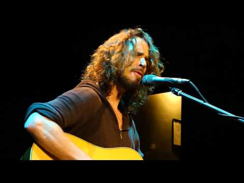 Chris Cornell sings Atlantic City