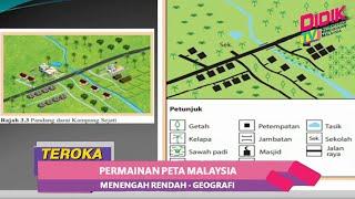 Teroka (2021)   Permainan Peta Malaysia (PETAMA) (Menengah Rendah – Geografi)