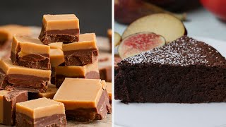 Indulge Yourself In These Simple Dessert Recipes • Tasty