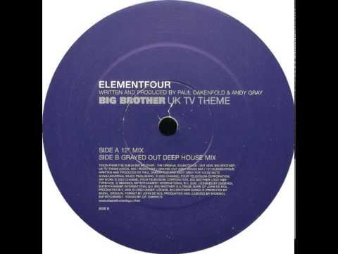 Element Four - Big Brother UK TV Theme (12'' Mix)