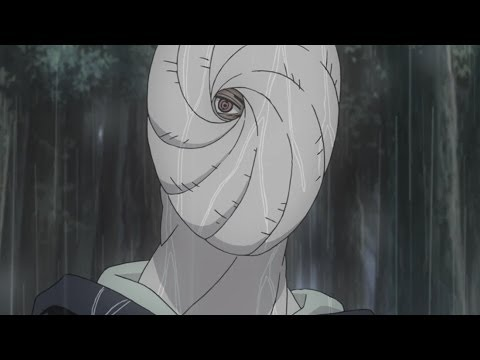 Naruto Shippuden Episode 348 -ナルト- 疾風伝 Review -- Obito Vs Akatsuki & ...