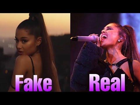 Download ARIANA GRANDE AUTOTUNE VS REAL VOICE!🎙🔥