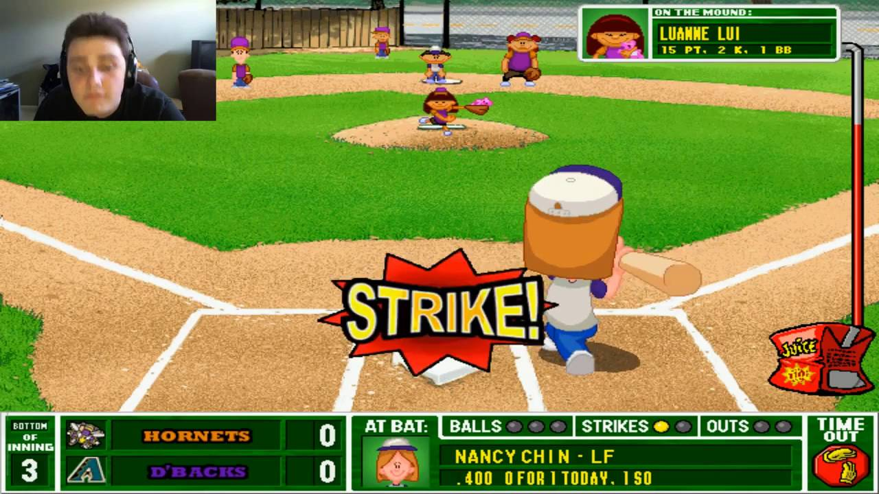Let S Play Backyard Baseball 2001 With Commentary Pt 6 The Most
