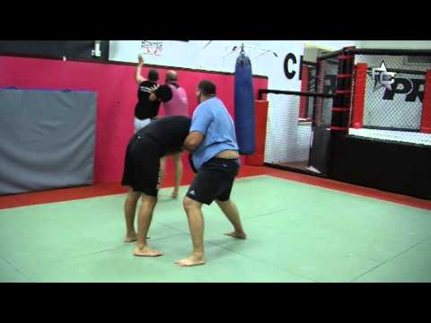 MMA basketball by Cro Cop