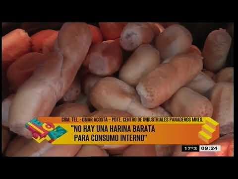 TDM - Omar Acosta - Precio de la harina en dólares - 170919