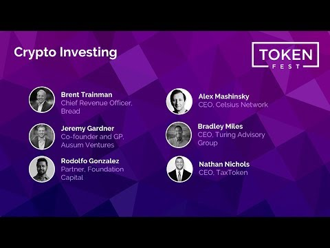 Panel Discussion - Crypto Investing