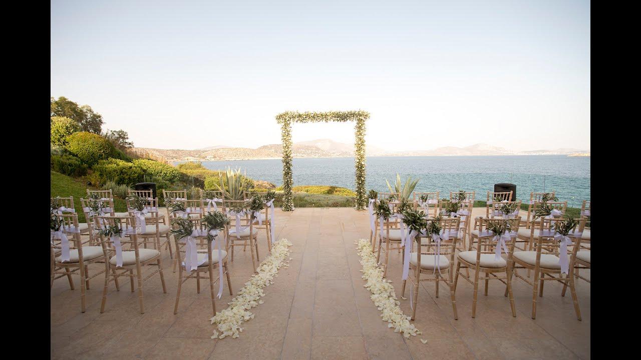 Wedding in Island venue, teaser clip, Athens Riviera 2016 ...