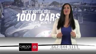 Carlock 1000 Sales Event