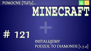 PL Jak zainstalować mody do Minecraft 1.7.2 - Instalacja Podzol to Diamonds