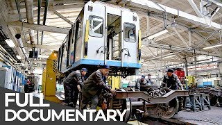 Big Underground System: Moscow Metro | Giant Hubs | Episode 6 | Free Documentary