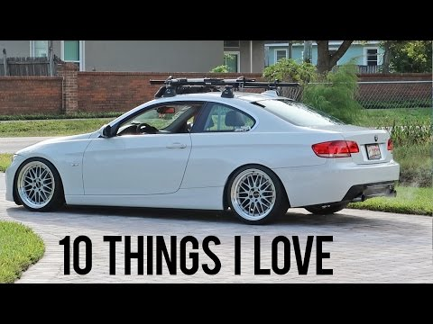 10 Things I Love About my BMW 335i (N54)