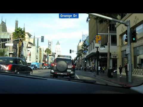 Californie - Part 1/15 : Arrivée à Los Angeles