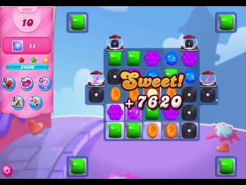 Candy Crush Saga Level 3226 NO BOOSTERS