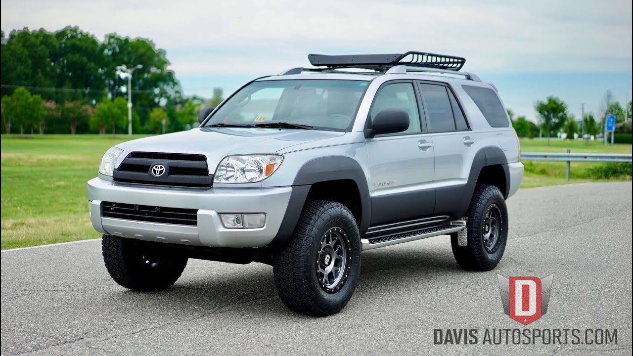 Lifted 4runner For Sale >> Davis Autosports Toyota 4runner For Sale New Wheels Tires Lift More