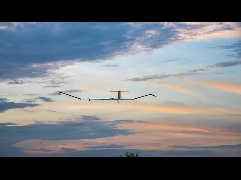 Solar-powered aircraft sets world record by flying for over 25 days