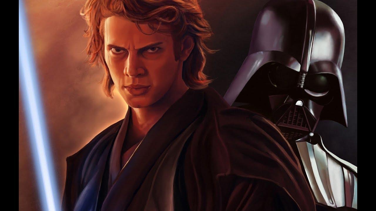 Star Wars Anakin Skywalker Darth Vader Tribute I Am A Stone Demon
