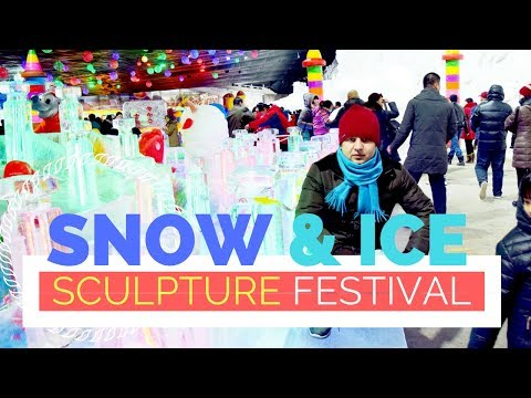 TIME OUT BEIJING   SNOW and ICE Sculpture Festival
