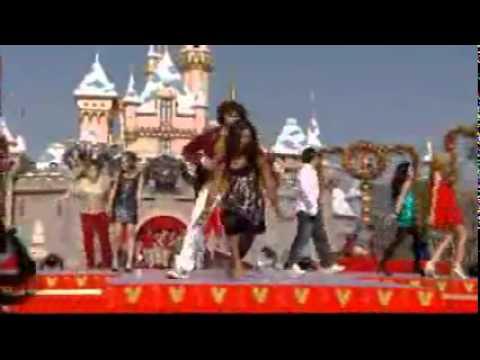 ABC Disney Christmas Parade- High School Musical 2 Cast