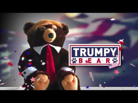 Trumpy Bear! Trumpy Bear!  TRUMPY BEAR? 👍🇺🇸😊🇺🇸👍