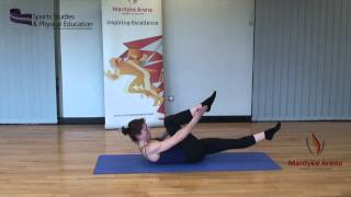 Autism Stretches and Pilates