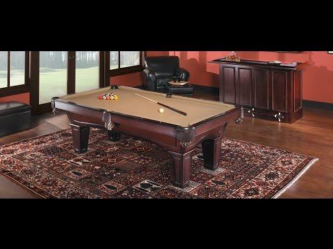 Brunswick Allenton Pool Table Assembly Part YouTube - Brunswick allenton pool table