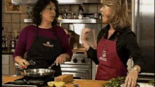 The Classy Gourmet Internet Show 1 Gina Squash